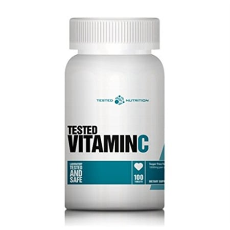 Tested Vitamin C (100 Tabletten)
