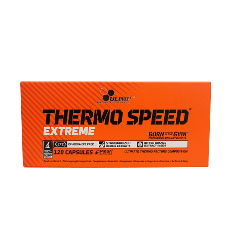 Thermo Speed Extreme Mega caps (120 caps)