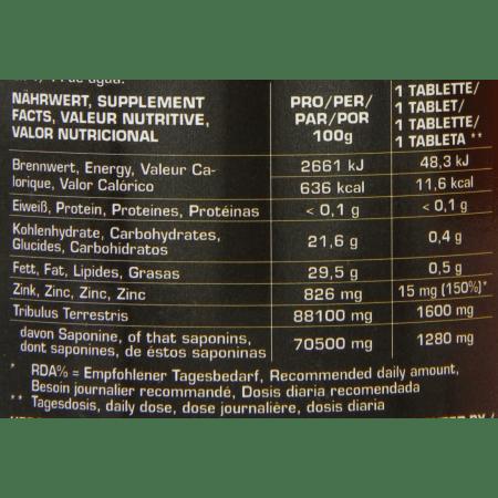 TT Ultra Strong (180 Tabletten)