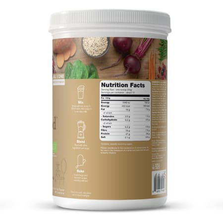 Protein Superfood Chocolate Peanutbutter (430g)