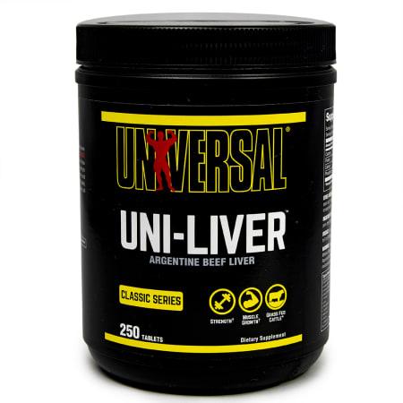Uni-Liver 30 Grain (250 tabletten)