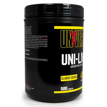 Uni-Liver 30 Grain (500 Tabletten)