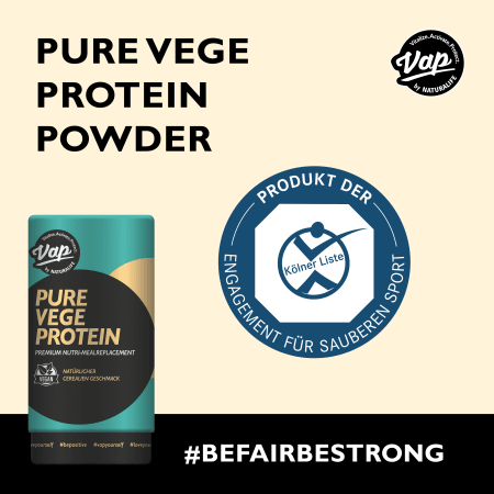 Pure Vege Protein (12x38g)