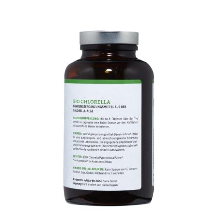 Bio Chlorella (400 Tabletten)