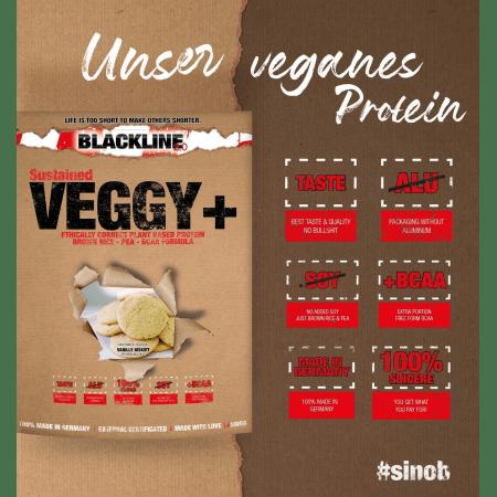 Veggy+ Vegan Protein (900g)