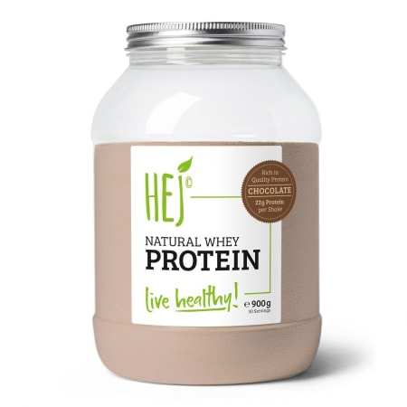 Natural Whey Protein (900g)