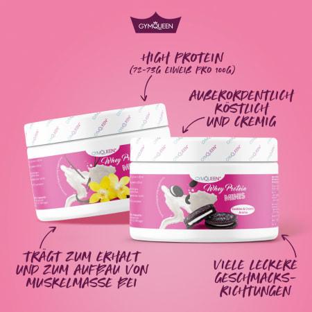 Whey Protein Minis (150g)