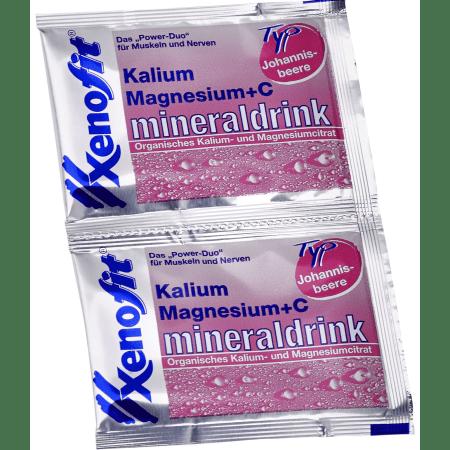 Kalium, Magnesium + Vitamin C (20x6g)