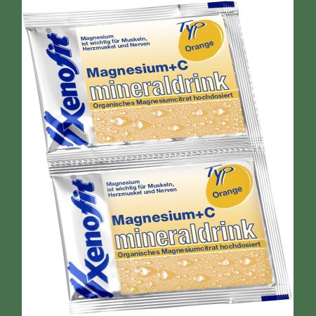 Magnesium + Vitamin C (20x4g)