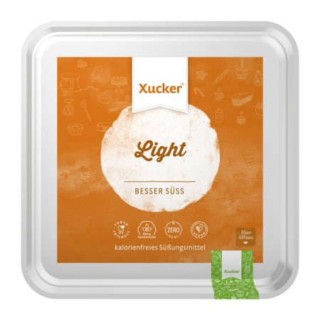 Xucker light Erythrit (4500g)