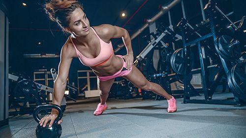 Fett verbrennen unter Beibehalt der Muskelmasse