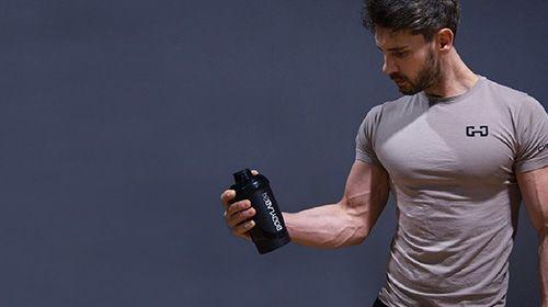 Der richtige Zeitpunkt für einen Protein-Shake