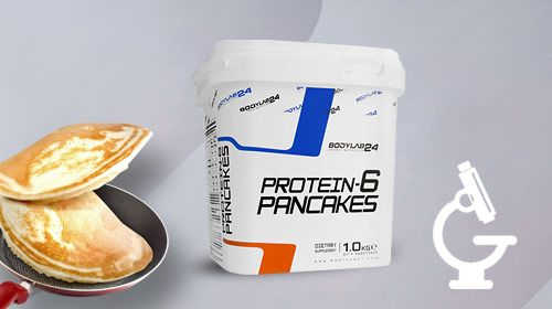 PROTEIN-6 PANCAKES – BODYLAB24