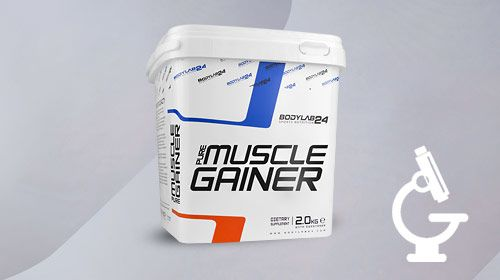 PURE MUSCLE GAINER – BODYLAB24