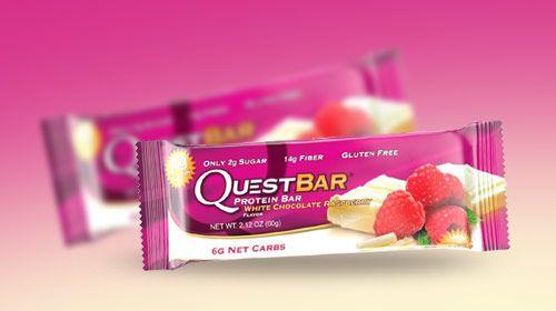 Quest Bars backen