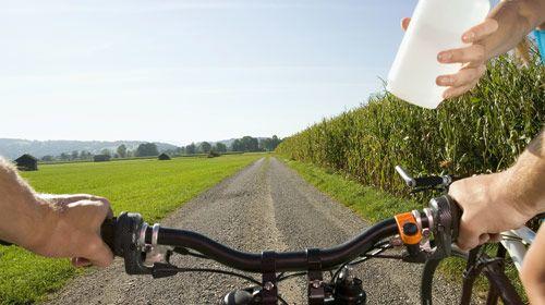 Hunger beim Radrennen/Radtraining - der Hungerast