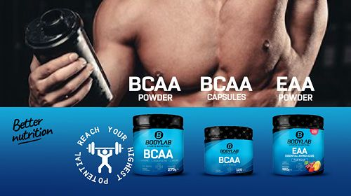 BCAA oder EAA - ein Vergleichs Check