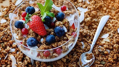 Das Frühstück für den Masseaufbau in der Bulkphase