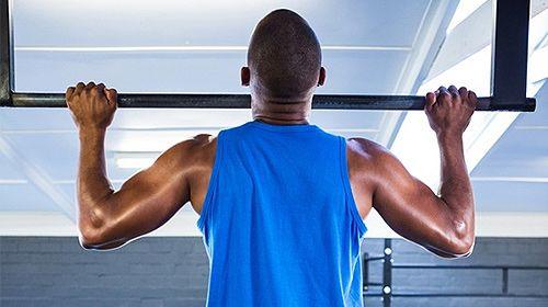 Rückentraining für eine ansehnliche Rückenspannweite