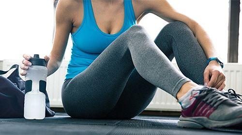 5 Übungen für schlanke, straffe Oberschenkel und Beine