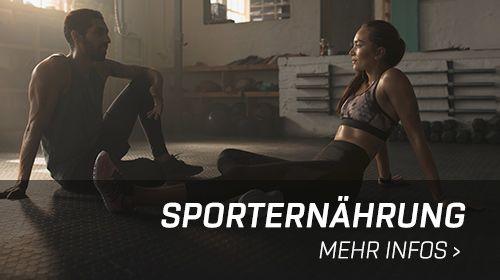 Sporternährung - der Ratgeber
