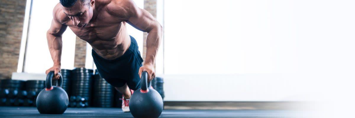 Muskelmasse aufbauen mit Bodylab24
