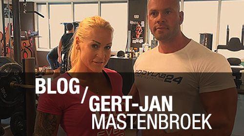 Gert-Jan Mastenbroek in der Wettkampfvorbereitung – ein Zwischenbericht!