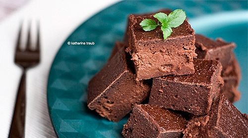 High Protein Brownies