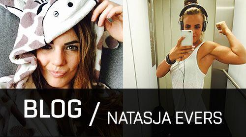 Outdoor-Training mit Natasja!