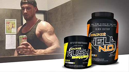 Rush Enraged - vs - Hell N.O. - Pre Workouts im Review