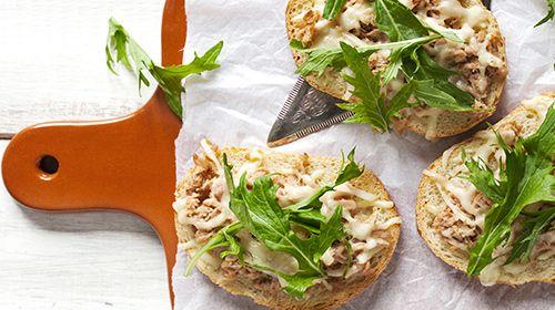 Thunfischbrötchen italienisch