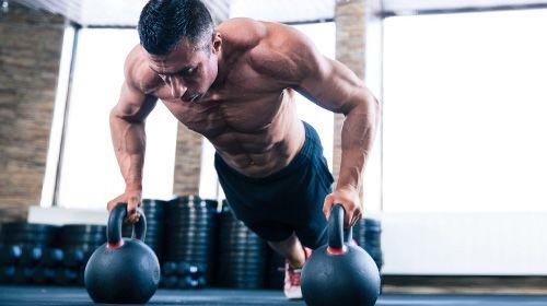 Sporternährung und Supplements für mehr Muskelmasse