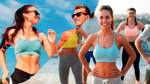 4 Wochen Fitness für Einsteiger – Woche 2
