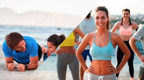 Fitness Woche 3 - für Einsteiger Teil 1