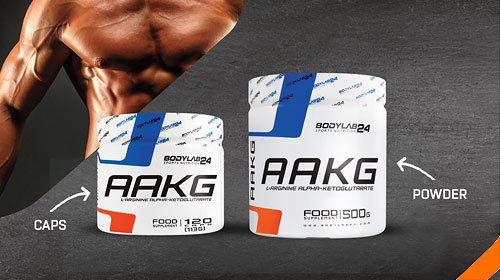 Neue Produkte bei Bodyab24 - AAKG