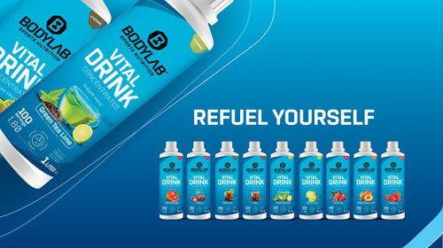 Vital Drink von Bodylab24 - jetzt NEU!