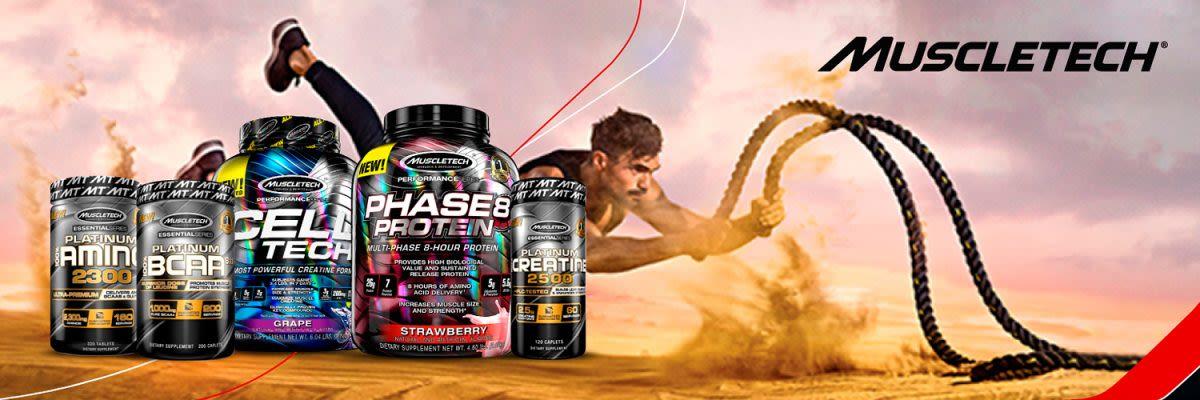 MuscleTech: Sprenge die Ketten deines Potenzials!