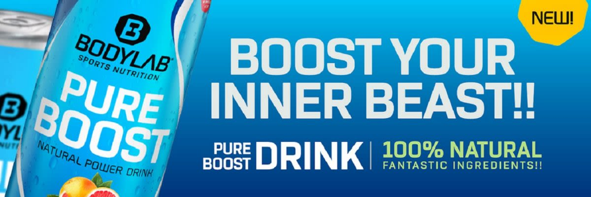 Pure Boost von Bodylab24