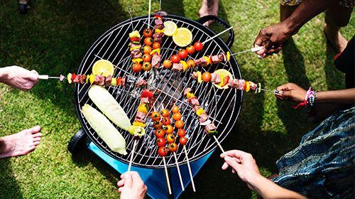 3 Gezonde barbecue recepten
