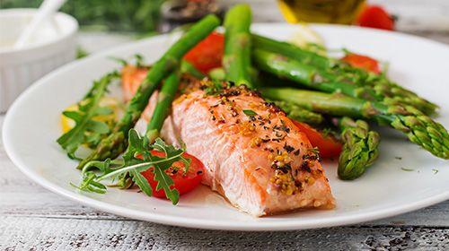 Afvallen met een eiwitrijk dieet