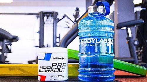Beste pre workout voor droogtrainen