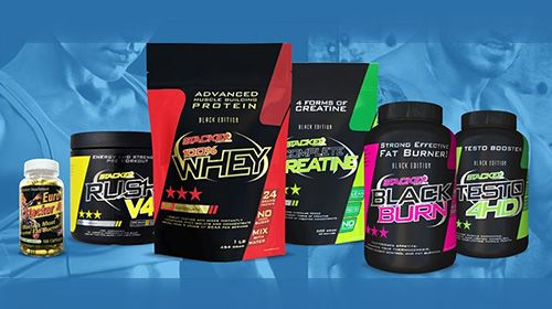 Stackers: van Hype tot High End Sports Nutrition.
