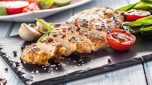 Wat is het beste voedsel voor de spieren? Kalkoen vs Ham