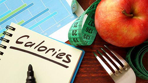Voedingswaarde tellen