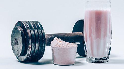 Weight gainer, een ideale aanvulling op je voeding