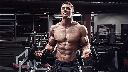 Richtlijnen voor meer spiermassa