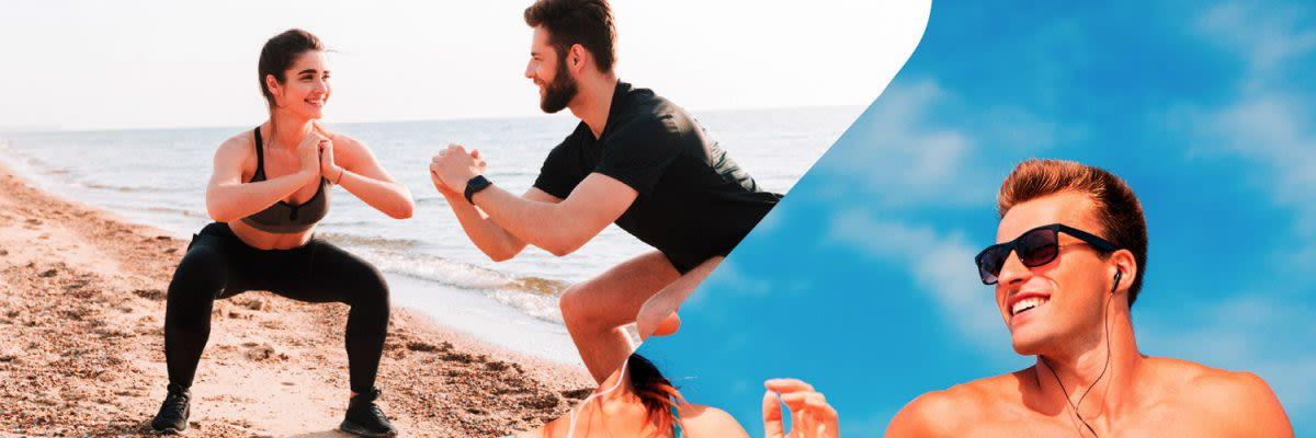 4 weken fitness voor beginners