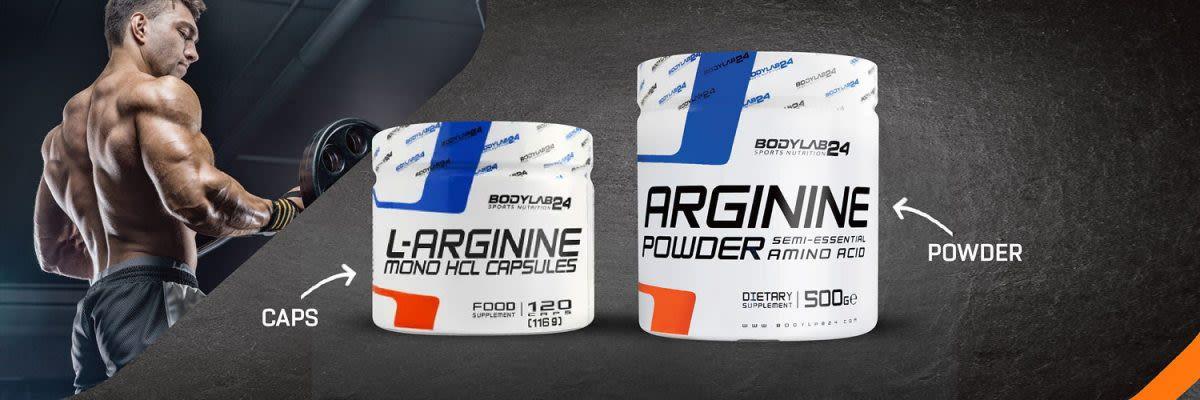 Arginine - 5 vragen