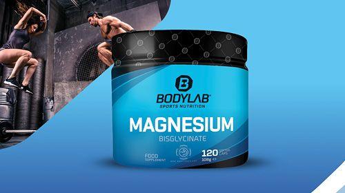 Magnesium Bisglycinaat Capsules - nu nieuw bij Bodylab