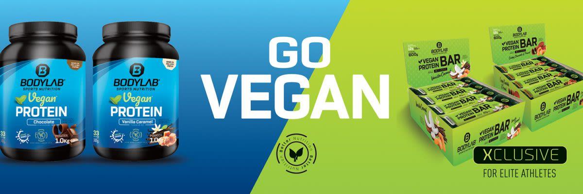 Vegan Protein Bar bij Bodylab
